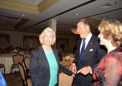 Lilly Ledbetter at the CCDWLI Fall Gala 2016