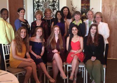 Martha S. Smith Scholarship Award Winners